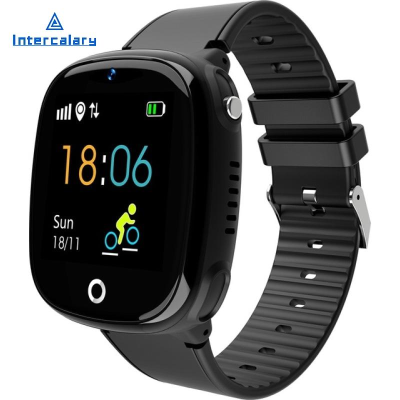 Đồng Hồ Thông Minh HW11, Đồng Hồ Chống Nước IP67 Định Vị Máy Đếm Bước Bluetooth Cho Trẻ Em Dây Đeo Cổ Tay Thông Minh An Toàn Cho Trẻ Em, Android IOS
