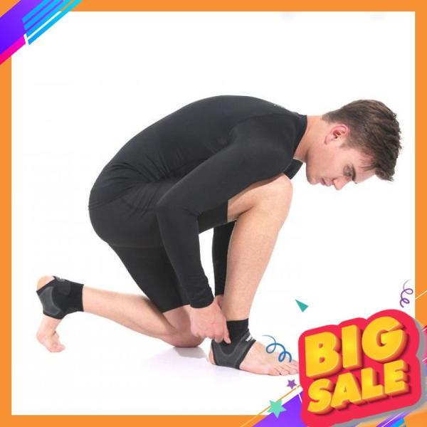 Băng bảo vệ cổ chân khi chơi thể thao, chạy bộ, đá bóng