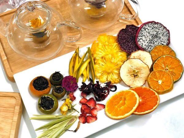Sản phẩm Detox Trái cây, dược thảo sấy khô giúp detox, dưỡng nhan, thanh lọc cơ thể, làm đẹp