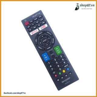 Remote điều khiển tv Sharp chính hãng thumbnail