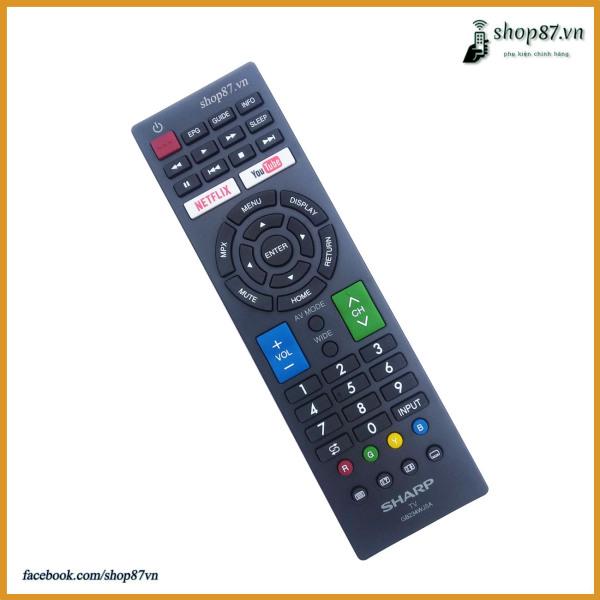 Bảng giá Remote điều khiển tv Sharp chính hãng