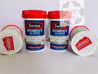 Vitamin Tổng Hợp cho Phụ Nữ Swisse Womens Ultivite 60 viên thumbnail