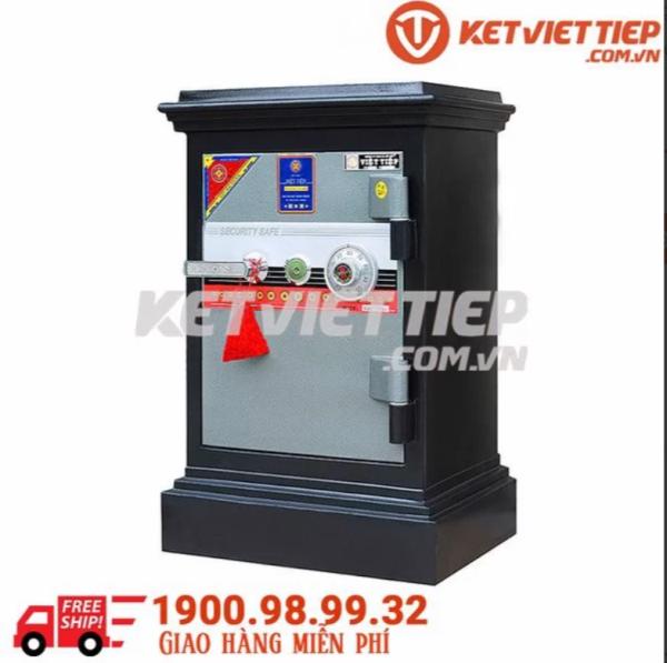 Két Sắt Việt Tiệp KD50KC Khóa Cơ-Công ty két sắt Việt Tiệp - Hãng phân phối trực tiếp