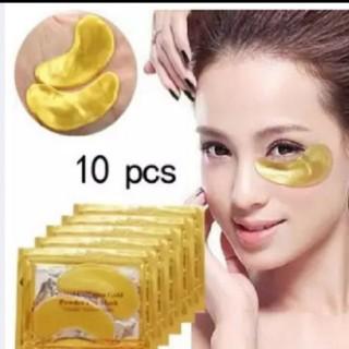 Set Combo 10 cặp mặt nạ mắt collagen giảm thâm quầng mắt, chống lão hóa làn da vùng mắt thumbnail