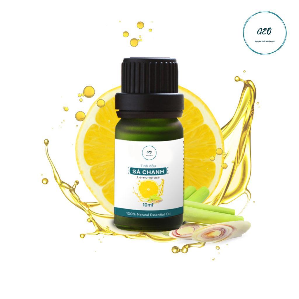 Tinh dầu Sả Chanh GEO Oils (10ml)