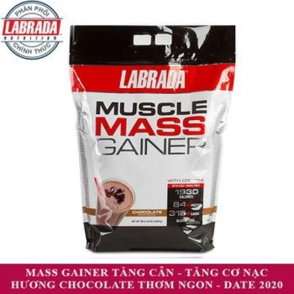 Tăng Cân Nhanh 1kg Muscle Mass Gainer Chính Hãng BBT