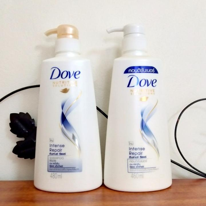 Dầu xả Dove Thái Lan 480ml giá rẻ