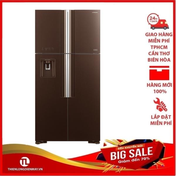 Tủ lạnh Hitachi 540 lít R-FW690PGV7X GBW