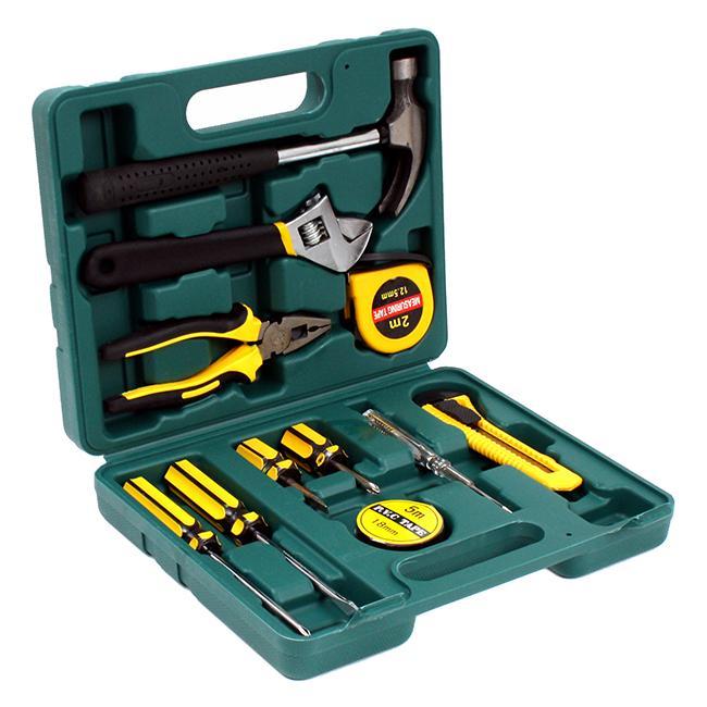 Bộ dụng cụ sửa chữa đa năng 12 món siêu tiện lợi, giá rẻ cho mọi gia đình