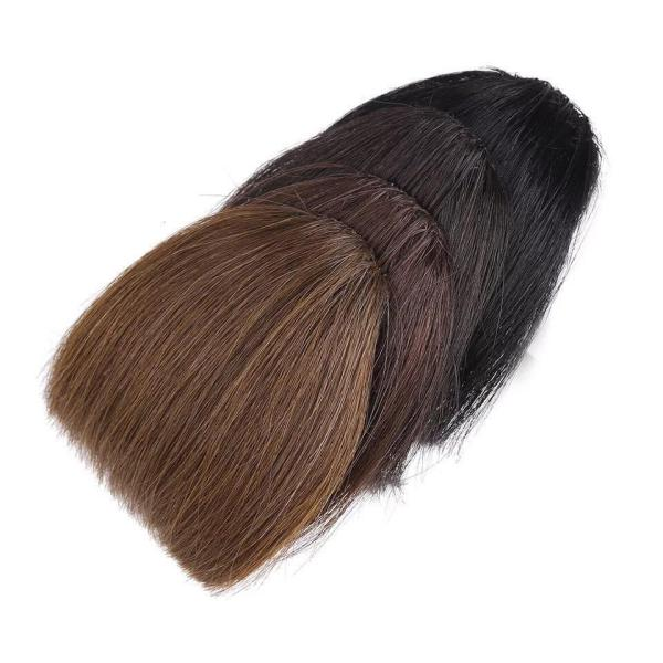 Tóc mái ngố, mái dày Nhật bản tóc thật 100%(TMN01)