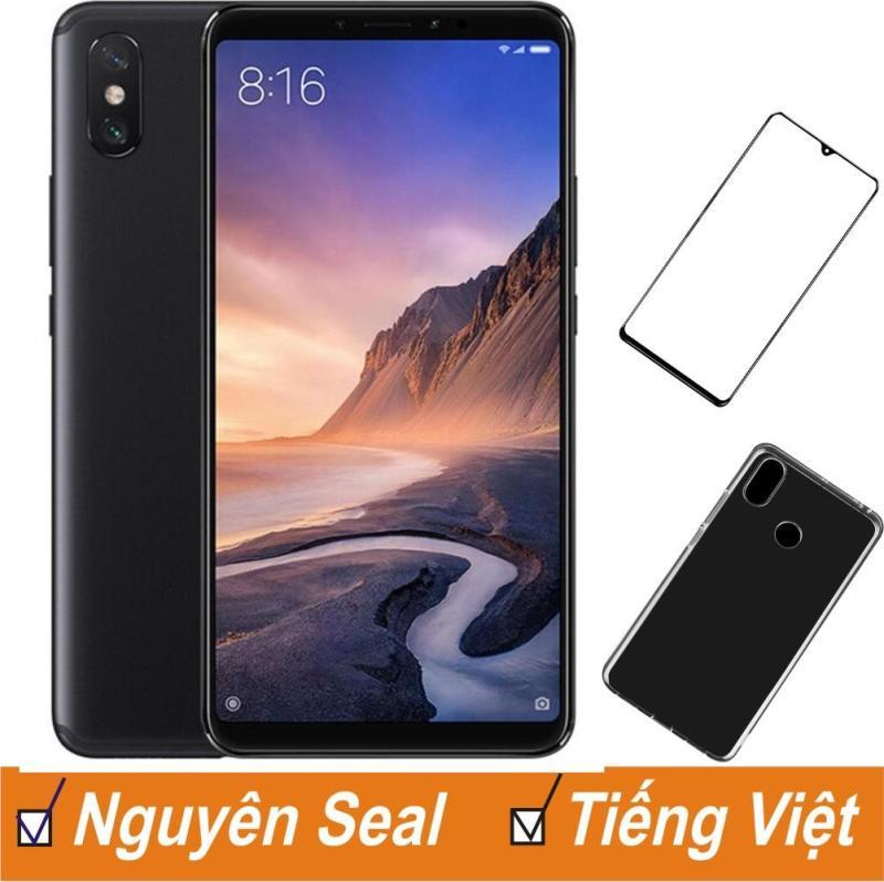 Xiaomi Mi Max 3, MiMax3, MiMax 3 64GB Ram 4GB Khang Nhung + Ốp lưng + Cường lực 5D full màn - Hàng Nhập Khẩu