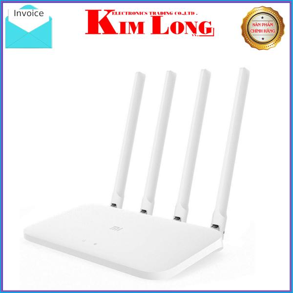Bảng giá Bản Quốc Tế] Thiết Bị Phát Sóng Xiaomi Mi Router 4C Phong Vũ