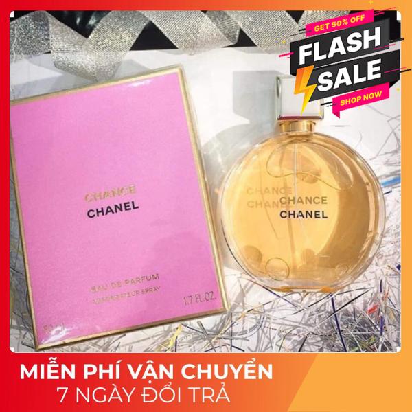 Nước hoa nữ ChaneI Eau de Parfume 100ml-Lưu hương trên 12h