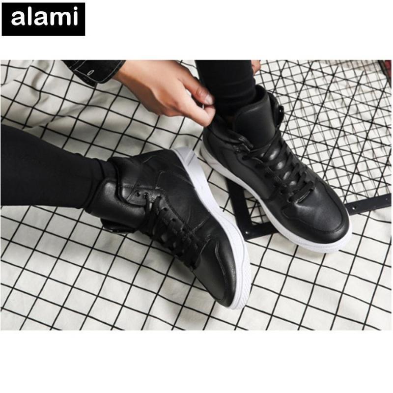 Giày Thể thao Sneaker cổ cao nam Alami GM10