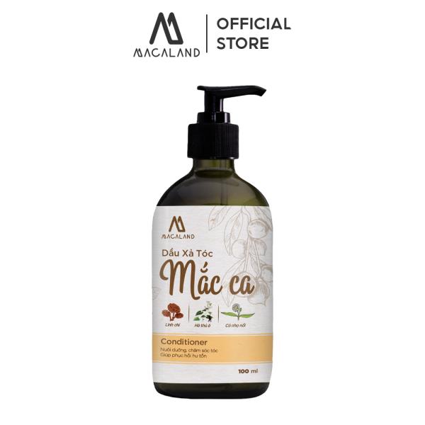 Dầu Xả tóc dầu Mắc Ca Macadamia 300ml MACALAND dưỡng tóc mềm mượt và phục hồi tóc chắc khỏe giá rẻ