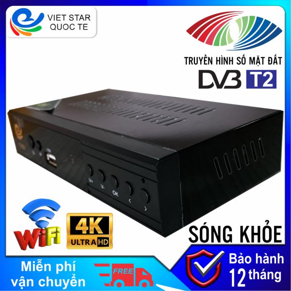 Bảng giá [Mua kèm Anten giảm giá] Đầu thu kỹ thuật số Dvb t2 - Truyền hình mặt đất dvbt2 - Telebox T201 - VS 999 - Việt Star T201 / T201s - dau thu truyen hinh mat dat Dvb t2 wifi - Bảo hành 12 tháng Điện máy Pico