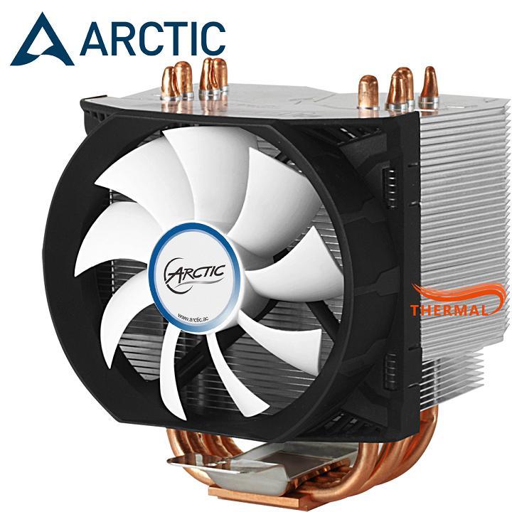 Quạt tản nhiệt cpu Arctic Freezer i13 [ThermalVN] - Intel và AMD, quay êm, hiệu năng cực tốt