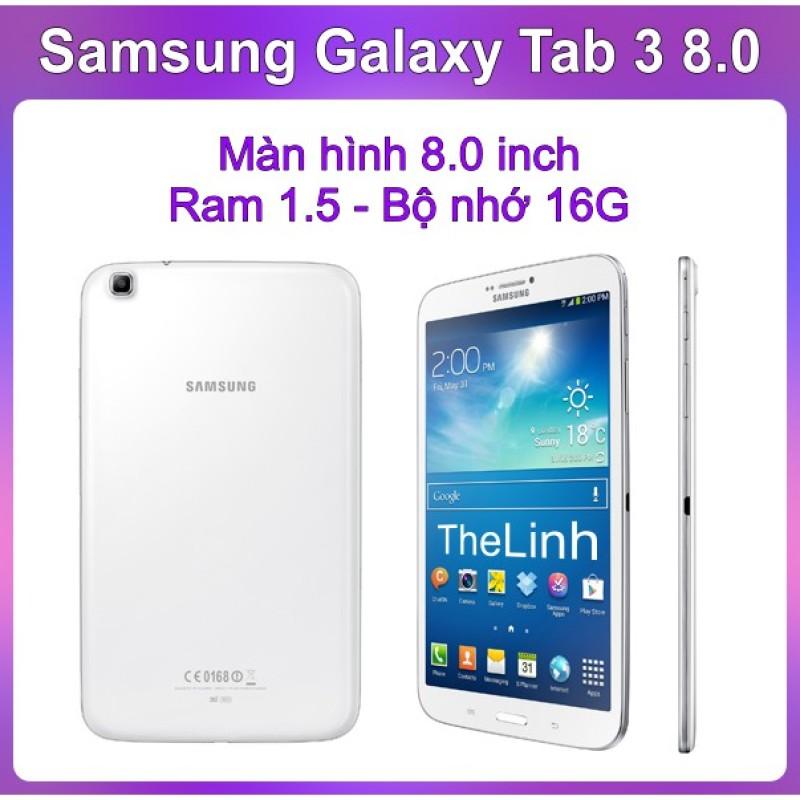 Máy tính bảng Samsung Galaxy Tab 3 8.0 - bộ nhớ 16G T310 T311 T315 chính hãng