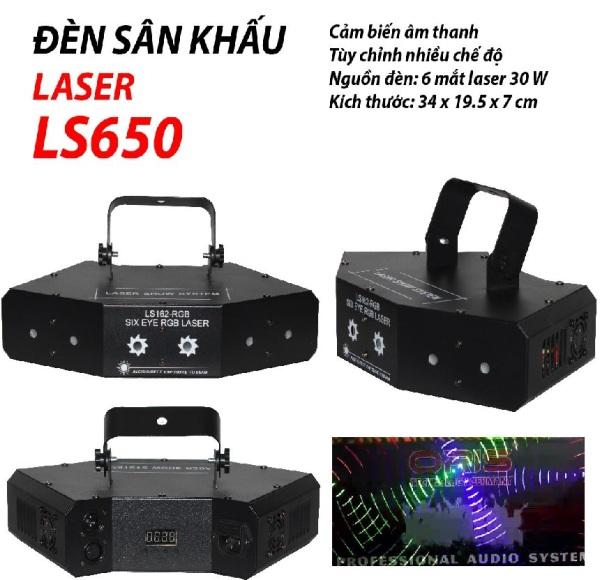 Đèn sân khấu Laser LS650