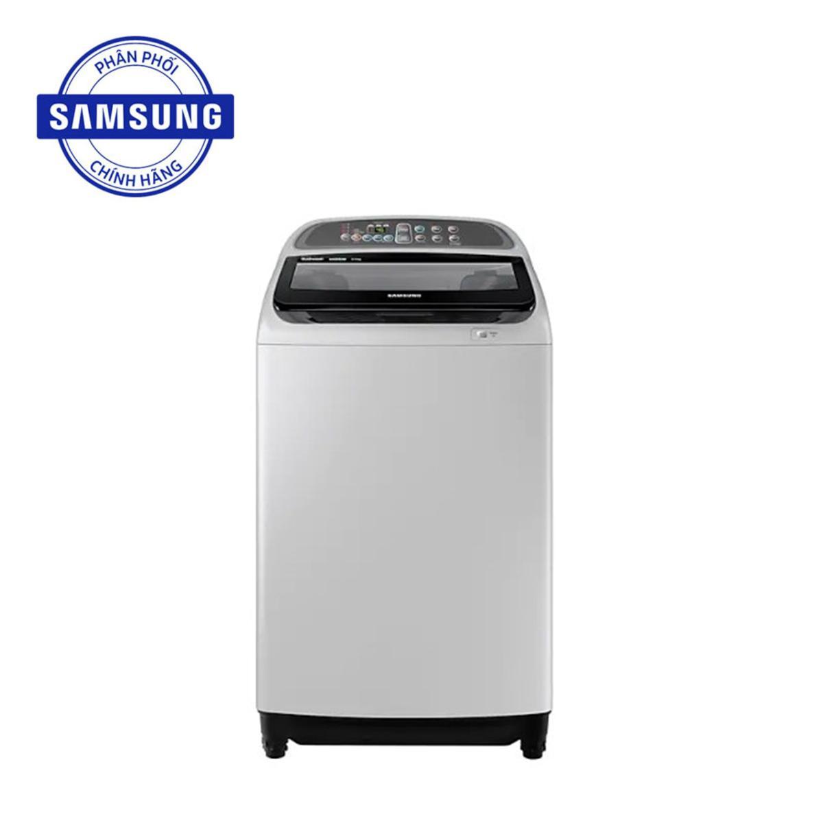 Máy giặt cửa trên Samsung WA10J5710SG 10Kg (Xám)