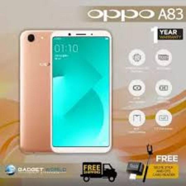 điện thoại Oppo A 83 ( Oppo A1 ) 2sim ram 4G bộ nhớ 64G CHÍNH HÃNG, màn hình 5.7inch, Camera sắc nét, Chiến PUBG/Liên Quân đỉnh