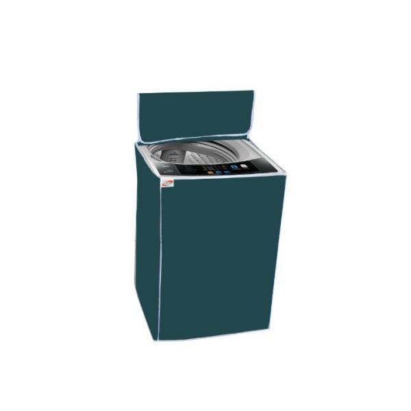 Áo Trùm Máy Giặt Cửa Trên 7 - 9 Kg Vải Dù Chống Rách Chống Thấm Màu Trơn Sang Trọng