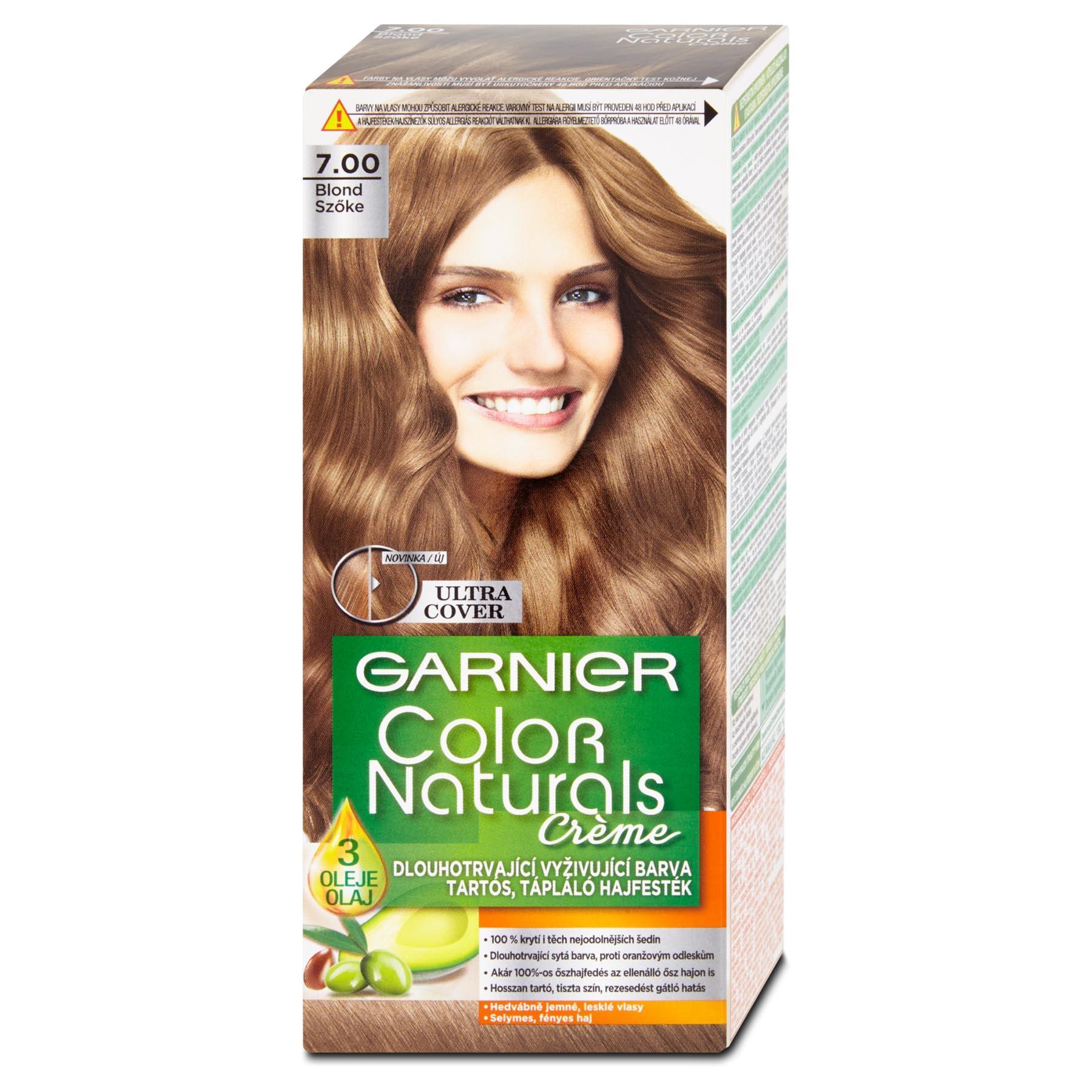 Thuốc nhuộm tóc Garnier