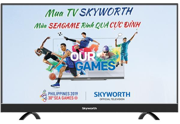 Bảng giá Smart Tivi Skyworth 55 inch 55U5 4K Ultra HD