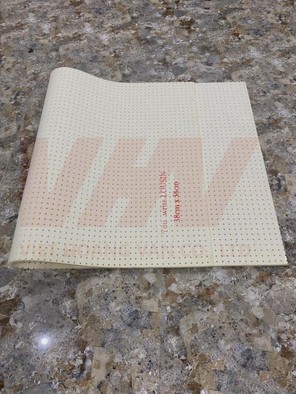 Mút bàn ủi - Mút lỗ trắng dày 12mm