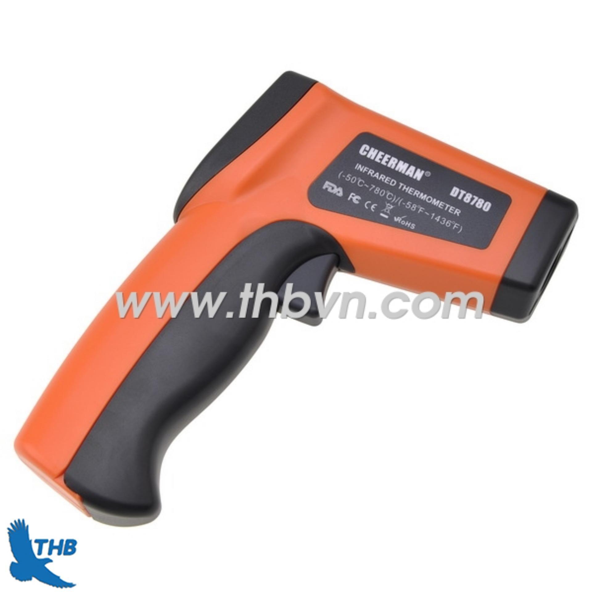 Thiết bị đo nhiệt độ từ xa DT8780