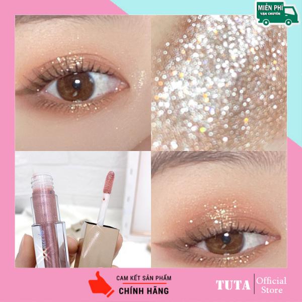 Phấn nhũ viền mắt ánh kim lấp lánh Lameila Liquid Eye Shadow TUTA-PN1 giá rẻ