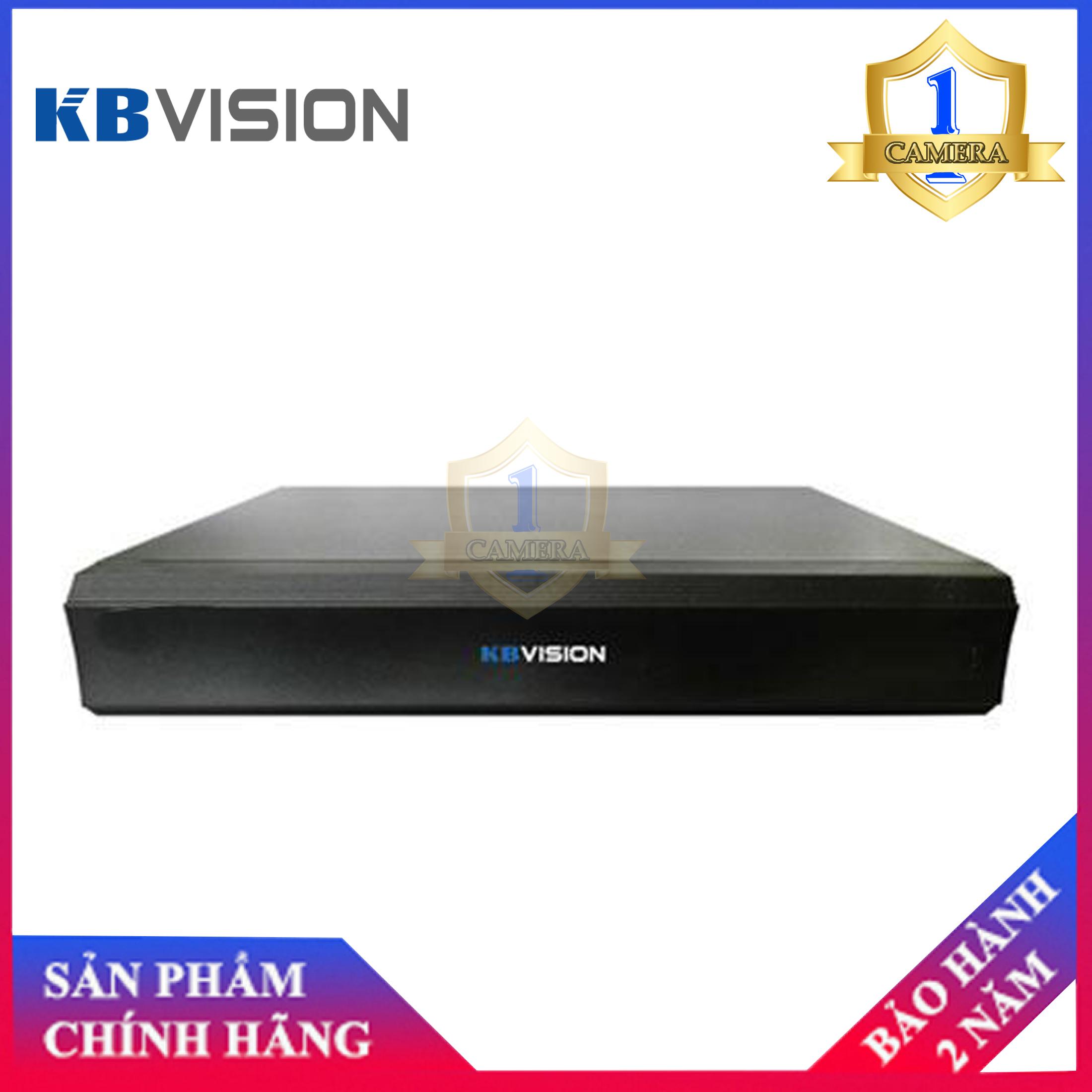 Đầu ghi hình 5 in 1 Kbvision KX-7108SD6 H.264