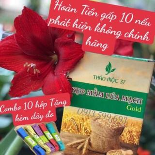 10 hộp Kẹo Mầm Lúa Mạch GOLD Thảo Mộc 37 thumbnail