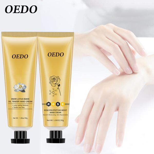 Kem dưỡng da tay OEDO kháng khuẩn chống nứt nẻ và lão hoa - INTL cao cấp
