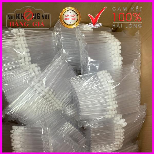 Ống nghiệm nhựa PS trong 7ml có nắp Túi 100 ống