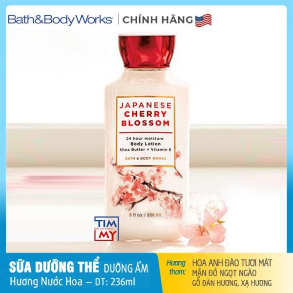 Sữa Dưỡng Thể J.Cherry Blossom Bath Body Works