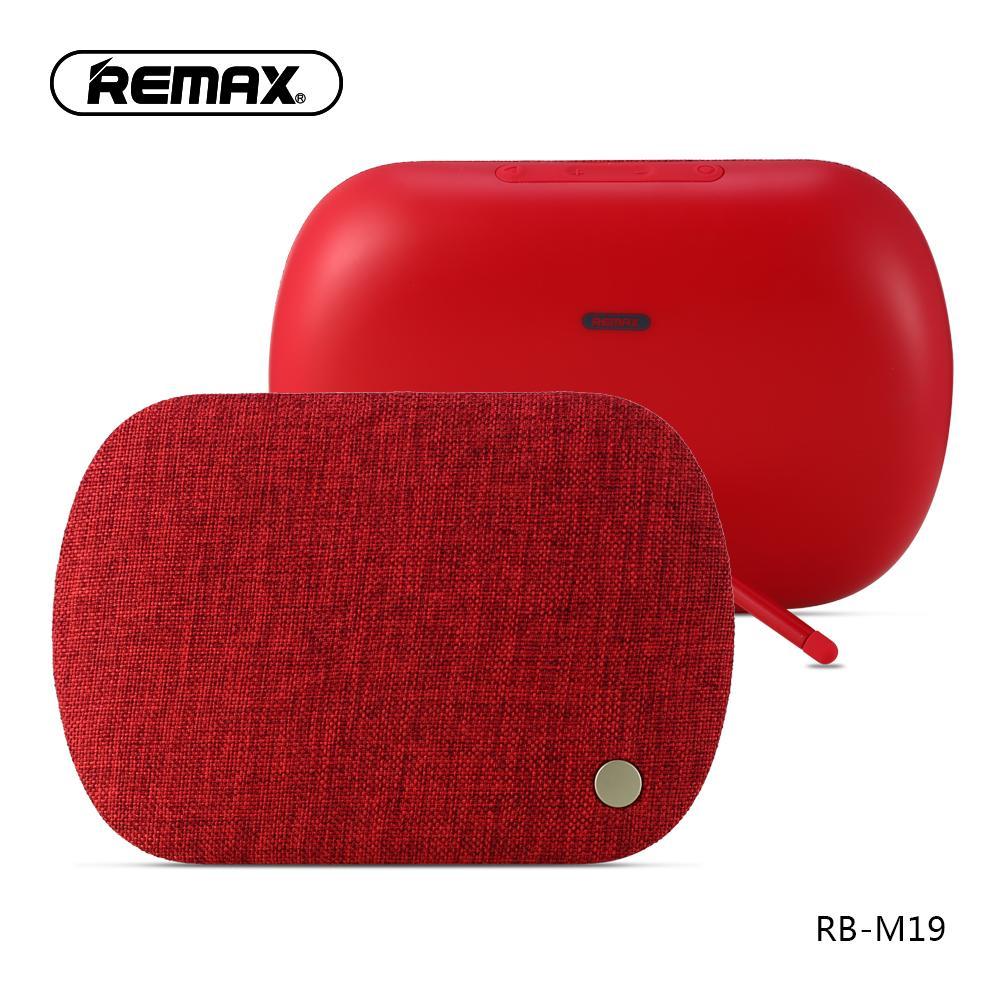 Loa vải Bluetooth để bàn Remax RB-M19 giá rẻ