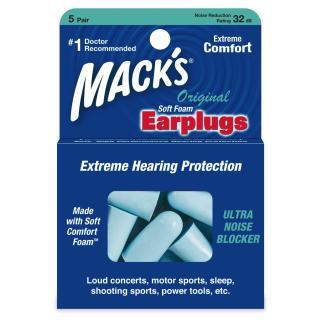 Hộp 5 đôi nút bịt tai chống ồn SafeSound - Nhập khẩu từ Mỹ thumbnail