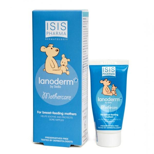 Lanoderm Mothercare – Hỗ trợ dưỡng ẩm cho da, làm mềm môi, bảo vệ da