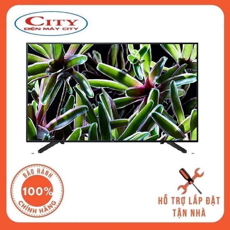Bảng giá Smart Tivi Sony 55 inch 4K UHD 55X7000G - Công nghệ 4K X-Reality PRO - Hệ điều hành Linux OS - Bảo hành 2 năm