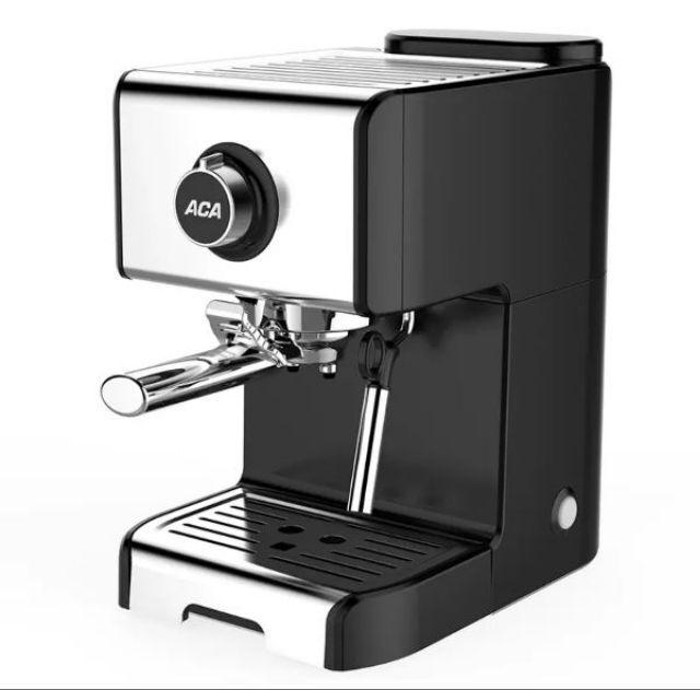 Máy pha cà phê Espresso ACA ES12A bán tự động 20 Bar dành cho gia đình