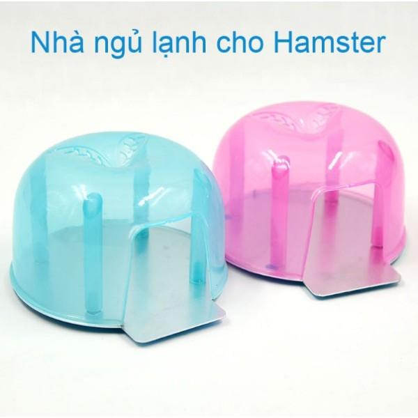 Nhà Ngủ Mát Lạnh Cho Hamster