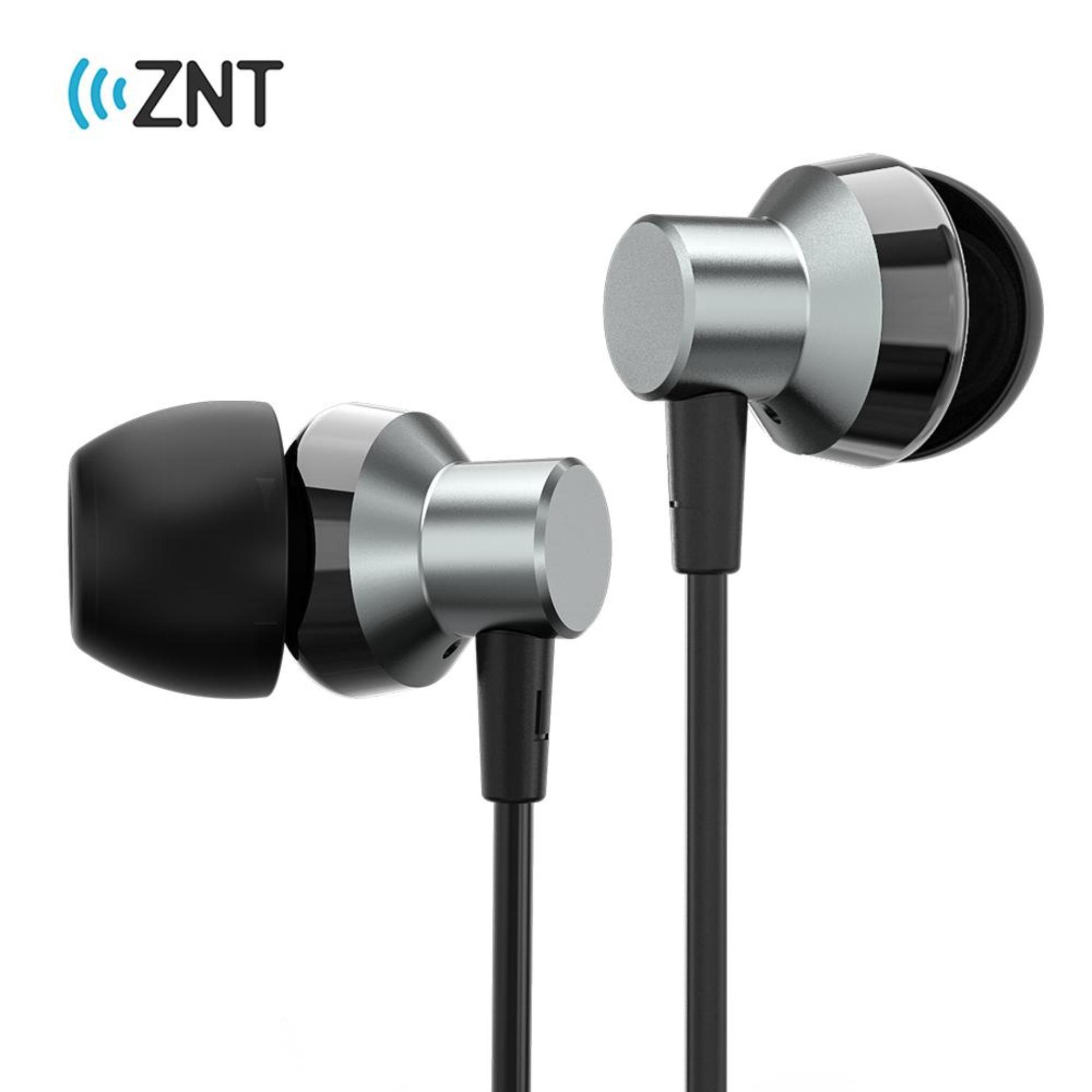 【Mới】 Tai nghe trong tai ZNT R620 Tai nghe 3,5 mm chất lượng cao có micrô