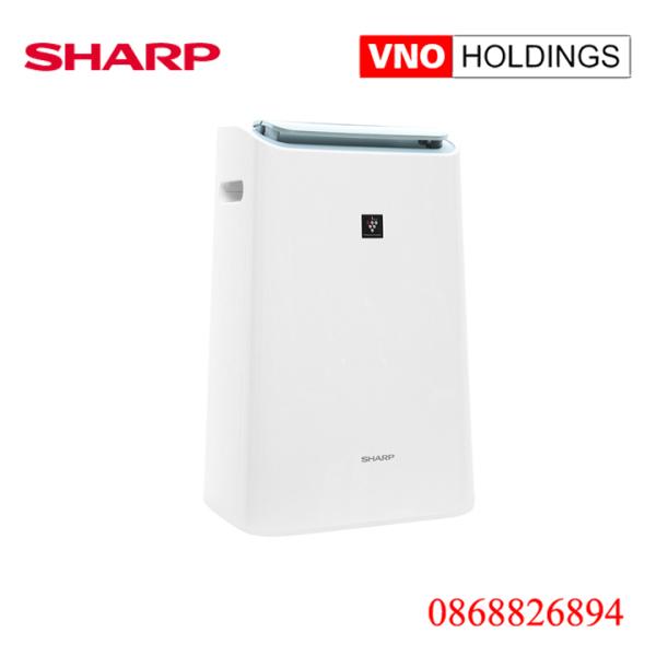 Máy hút ẩm tạo ion và lọc không khí Sharp DW-E16FA-W