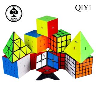 [MUA 1 TẶNG 1] RUBIK QIYI 2x2 3x3 4x4 5x5 MEGAMINX PYRAMINX RUBIK BIẾN THỂ RUBIK ĐỒ CHƠI TRÍ TUỆ P3PIK STORE - TẶNG GIÁ ĐỠ RUBIK thumbnail