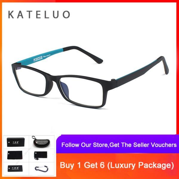Mua Kính Mắt Chống Bức Xạ Tia Bức Xạ KATELUO Anti Blue Laser 1302
