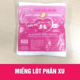 Lót phân su siêu thấm Hiền Trang cho bé sơ sinh thumbnail