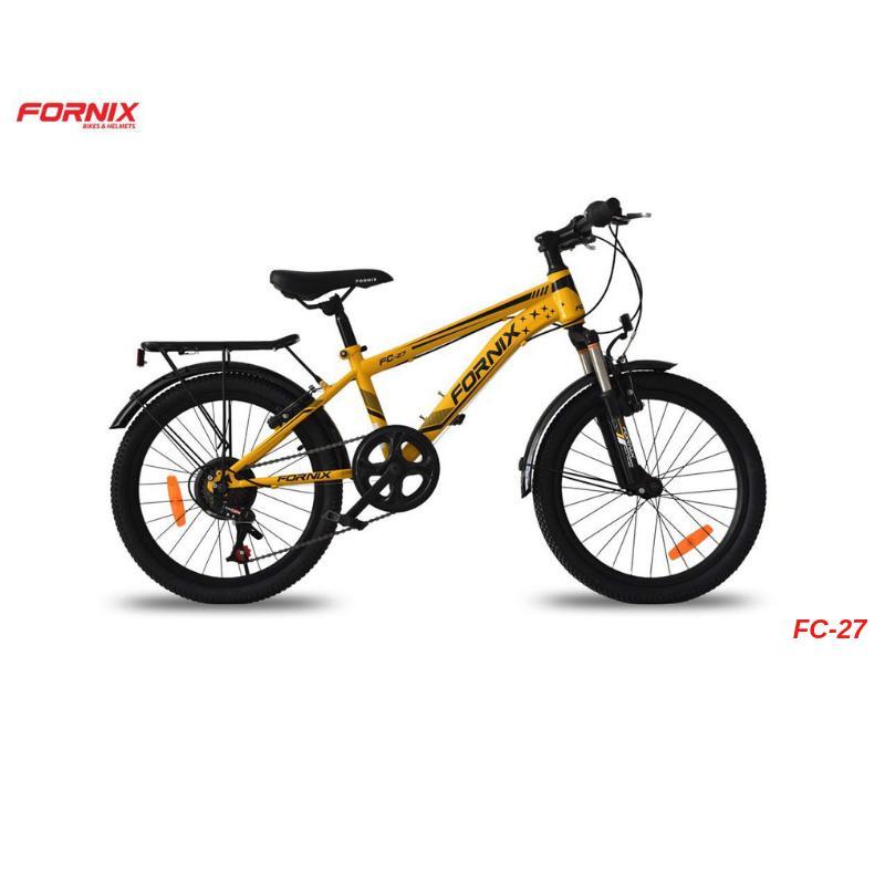 Mua Xe đạp cho bé FC27 màu VÀNG nhanh nhẹn