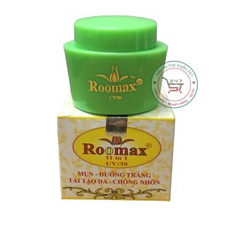 Kem Mụn Dưỡng trắng Tái tạo da Chống nhờn 11in1 Roomax (Trắng-Vàng) Siêu thị trực tuyến 247 thumbnail