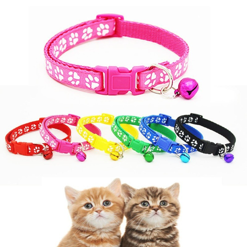 Vòng cổ cho chó mèo - Vòng cổ cho thú cưng có lục lạc